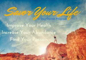 Savor Your Life Online Program (1)